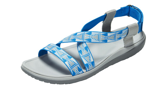 Teva Terra-Float Livia Sandals Women Grey/Blue
